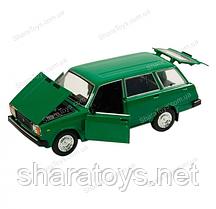 """Модель машини ваз-2104 від Автопром жигулі """"Четвірка"""""""
