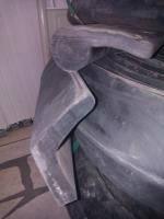 Гидроуплотнения резиновые для герметизации затворов гидротехнических сооружений