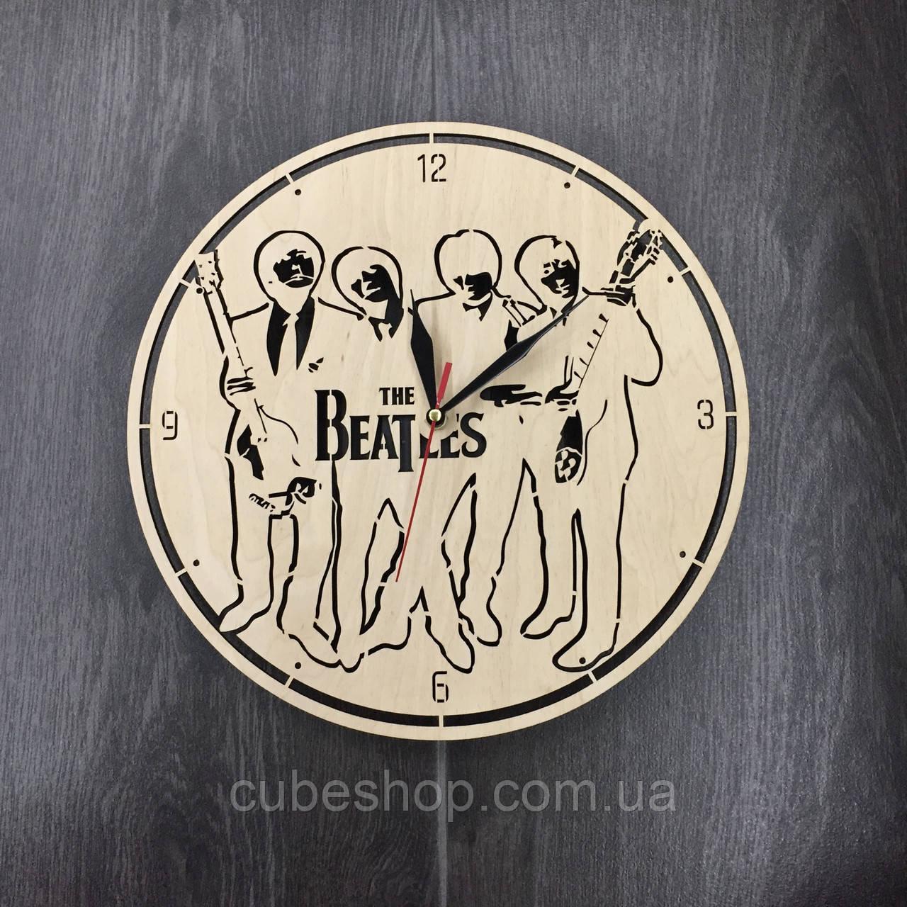 Часы настенные Эпоха The Beatles