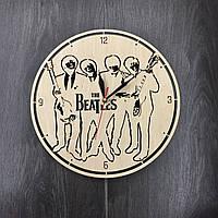 Часы настенные Эпоха The Beatles, фото 1
