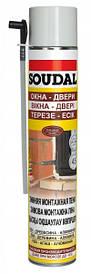 Пена монтажная SOUDAL (ручная, 750мл)