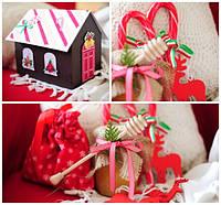 Подарочный набор Пряничный домик