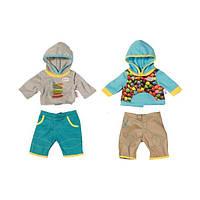 Набор одежды для куклы Baby Born Спортивный малыш (ассорт.) 821411 ТМ: BABY born