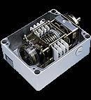 Концевой редукторный выключатель GE 1 / GE 2 W.GESSMANN GmbH (Гессманн), фото 1