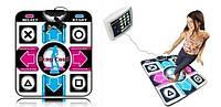 Музыкальный коврик для детей X-TREME Dance Pad Platinum