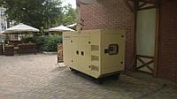 Дизель-генератор 40 кВт, дизельный генератор IDEA (Турция)