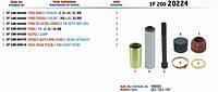 Р/к суппорта Knorr-Bremse SB5, SB6, SB7 направляющие K000935