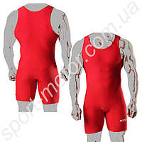 Трико BERSERK wrestling basic red