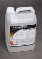 Средство для обновления и придания блеска шинам Kenotek Tyre Dressing