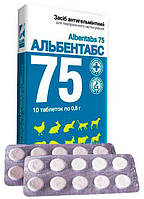 Альбентабс-75, 10 табл., O.L.KAR. (Олкар)