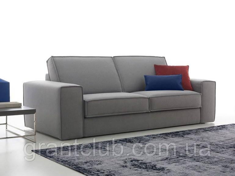 Італійський модульний диван з широким підлокітником HOGAN фабрика Felis