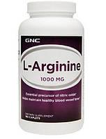 GNC L-Arginine 1000 mg (180 таб.)