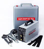 Инверторный выпрямитель ПАТОН ВДИ-200P DC MMA/TIG, фото 1