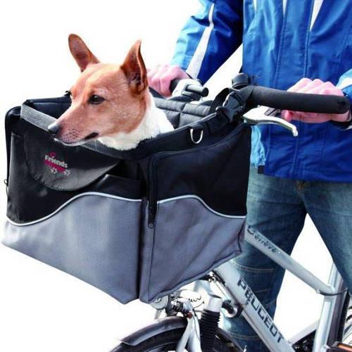 Сумка для велоперевозк животных (на руль) TRIXIE, фото 2