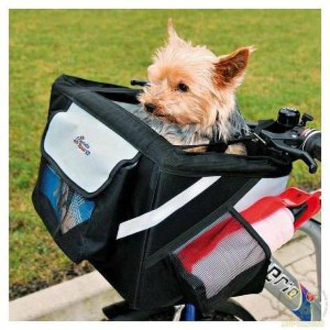 Сумка для велоперевозк животных (на руль) TRIXIE 1299, фото 2