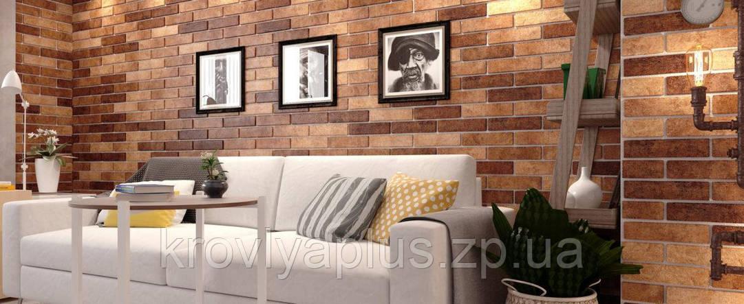 Brickstyle - Коллекция  клинкер Seven Tones Orange  , фото 2