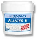 Штукатурка фасадная Plaster K, 25 кг