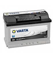 Аккумулятор Varta Black Dynamic 70Ah (0) 640A (E9)