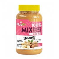 NutVit 100% Nut Butter Mix (500 грамм)