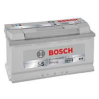 Аккумулятор Bosch 100Ah S5 Silver (0) 830A S5013