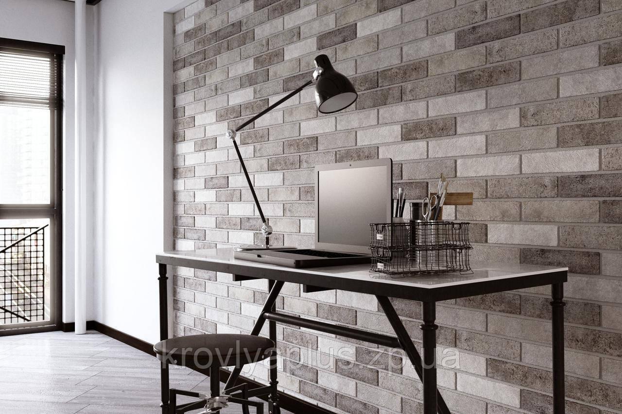 Brickstyle-  Коллекция  клинкер Seven Tones Grey