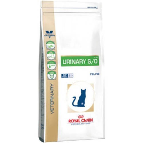 Royal Canin URINARY S/O FELINE (Роял Канин Уринари), корм для кошек, 1,5кг, фото 2