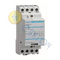 ESC425 Контактор 25A, 4НВ, 230В, 2м, HAGER