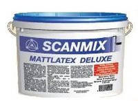 Краска Mattlatex Deluxe, внутренние работы, 10 л.