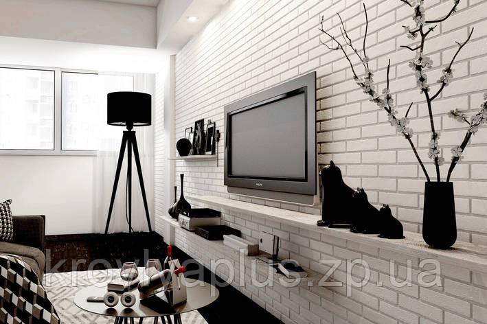 Brickstyle-  Коллекция  клинкер   The Strand white, фото 2