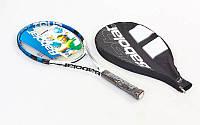 Ракетка для большого тенниса BABOLAT 121114-136 CONTACT TOUR STRUNG