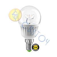 Светодиодная лампа Navigator 71856 NLL-G45-7-230-2.7K-E14-CL шар с призмой 7W