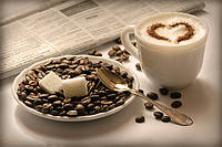 Кофе оптом: с чего начинается день.