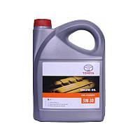 Моторное масло TOYOTA  5W30 Fuel Economy 5л
