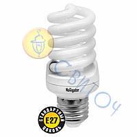 Лампа Navigator 94417 NCLP-SF-15-840-E27 КЛЛ спираль E27 15W/840