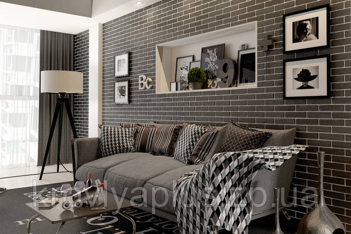Brickstyle-Коллекция  клинкер The Strand black, фото 2