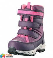 Ботинки зимние для девочки Lassie by Reima 769110, цвет 4890