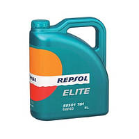 Моторное масло Repsol ELITE 50501 TDI 5W40 CP5 5л