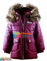 Зимнее пальто для девочки Lenne Sherry 17335/6133