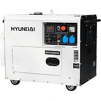 Генератор дизельный Hyundai DHY 6000SE (5,5 кВт)