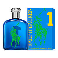 Оригинал Ralph Lauren Polo Pony 1 Blue 125ml edt Ральф Лорен Поло Пони 1 Блю