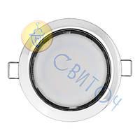 Светильник Navigator 71277 NGX-R1-001-GX53(Белый)круг.светильник под лампу GX53, без лампы