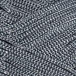 Турецкая пряжа для вязания  YarnArt Macrame (макраме)- 159 темно-серый