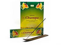 Ароматические палочки Darshan Champa (Шампанское) (12/уп) прямоугольник