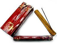 Аромапалочки Darshan Frank Incense (Благовоние ладана) (Darshan) (6/уп) шестигранник