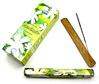 Ароматические палочки Darshan Gardenia (Гардения) (20 палочек/уп) шестигранник