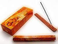 Аромапалочки Darshan Tangerine (Мандарин) (Darshan) (6/уп) шестигранник