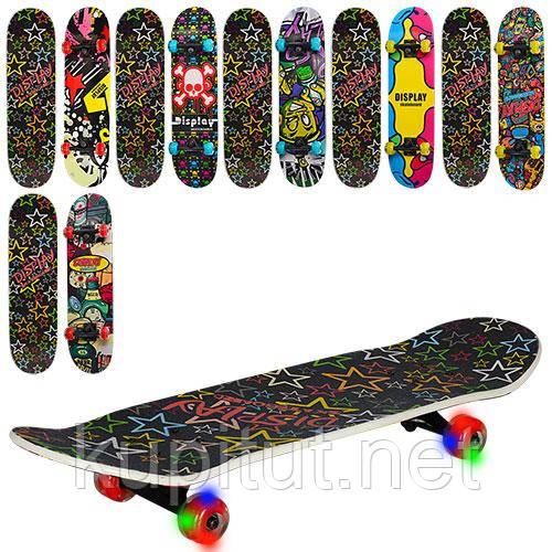 Скейт iTrike MS 0355-3