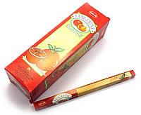 Аромапалочки  Tangerine (Мандарин) (Hem) (25/уп) квадрат