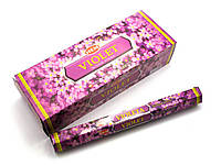 Ароматные палочки Violet (Фиалка) (Hem) (6/уп) шестигранник
