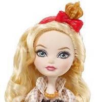 Эппл Вайт оригинальная базовая кукла перевыпуск серии Эвер Афтер Хай, Ever After High First  Apple White